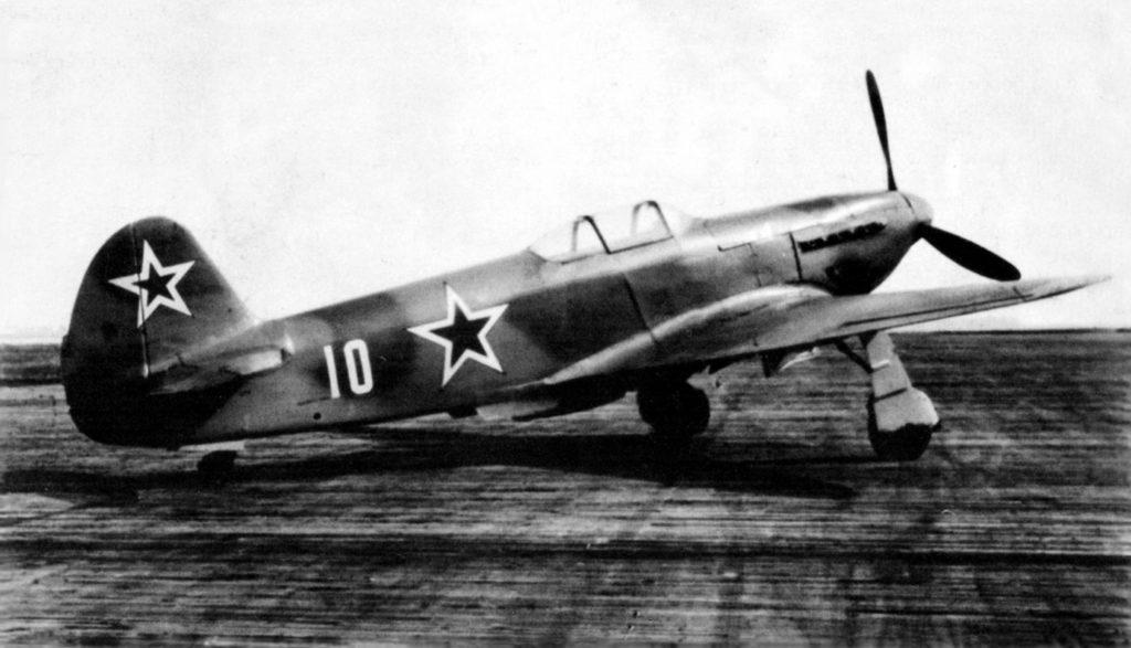 Як-3 производства завода №292