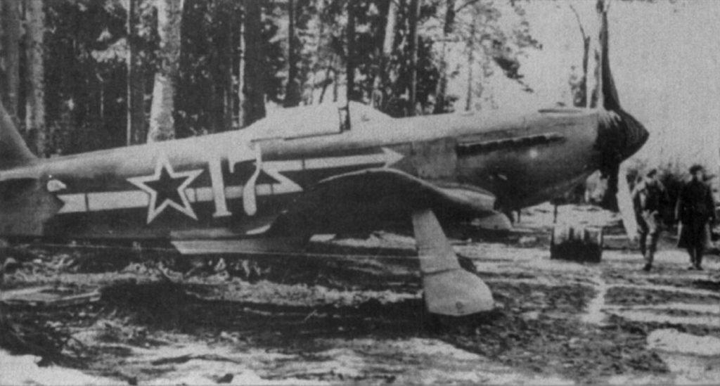 Як-3 Нормандия-Неман