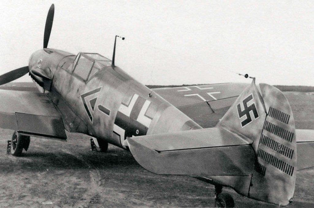 Messerschmitt Bf.109 F-1 Werner Mölders JG51