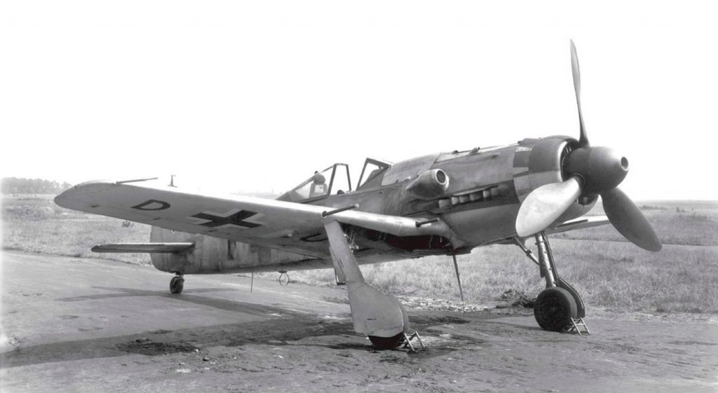 Focke-Wulf Fw.190 V53 W.Nr 170003 DU+JC