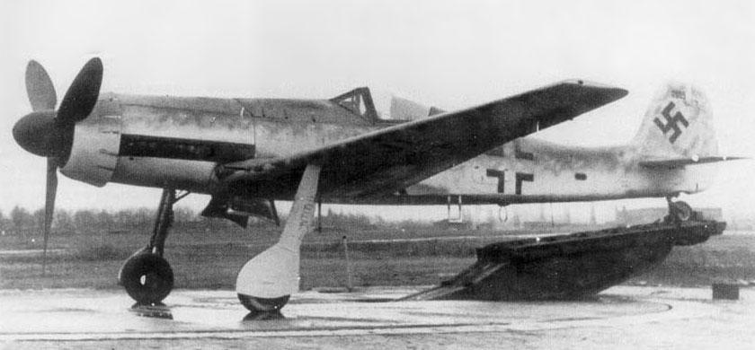 Focke-Wulf Ta.152H