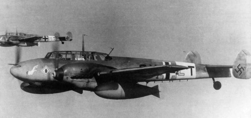 Messerschmitt Bf.110D