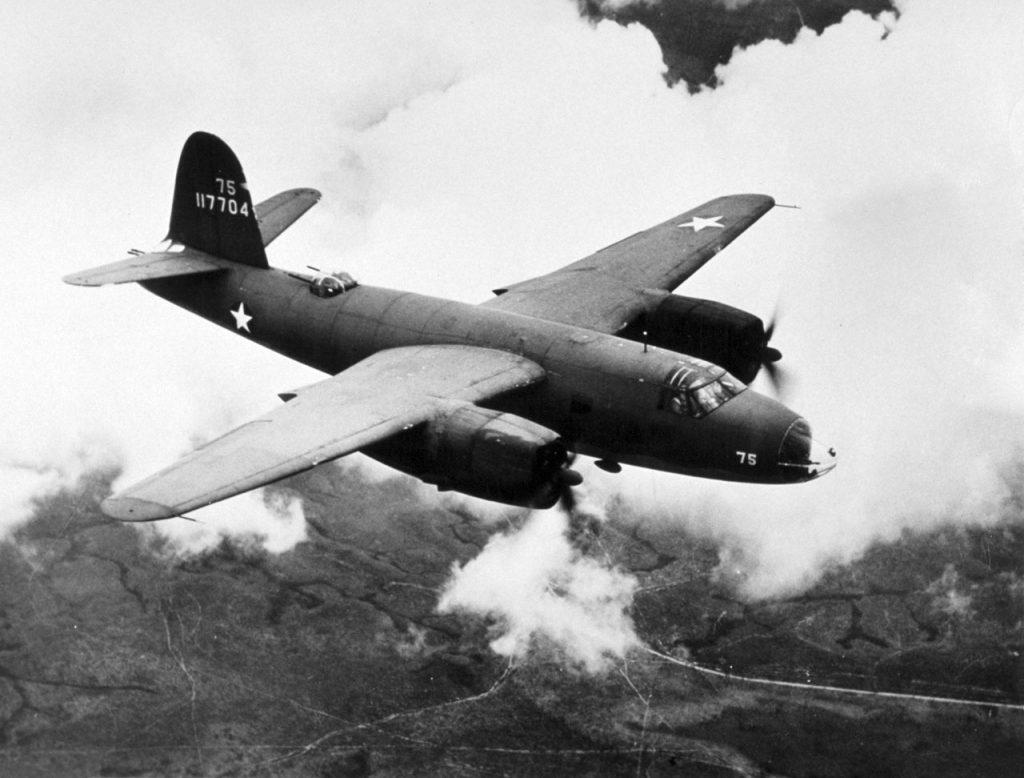 Martin B-26B s/n 41-17704