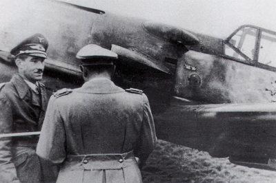Messerschmitt Bf.109 F-2 2xMG-131 Adolf Galland