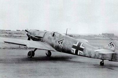 Messerschmitt Bf.109 F-2 JG26 Rolf Pingel 1941