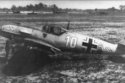 Messerschmitt Bf.109 F-2 JG54 1941