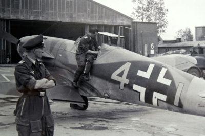 Messerschmitt Bf.109 F-4 Eberhard von Boremski 9./JG3