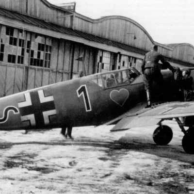 Messerschmitt Bf.109 F-4