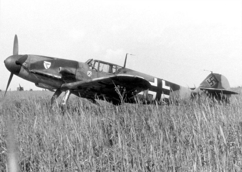 Messerschmitt Bf.109 F-4/Z I/JG3 1942
