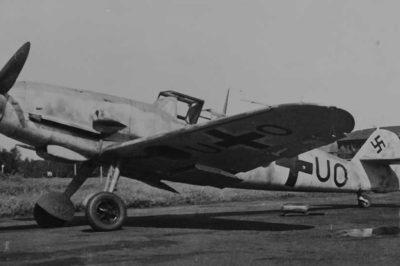 Messerschmitt Bf.109 G-1