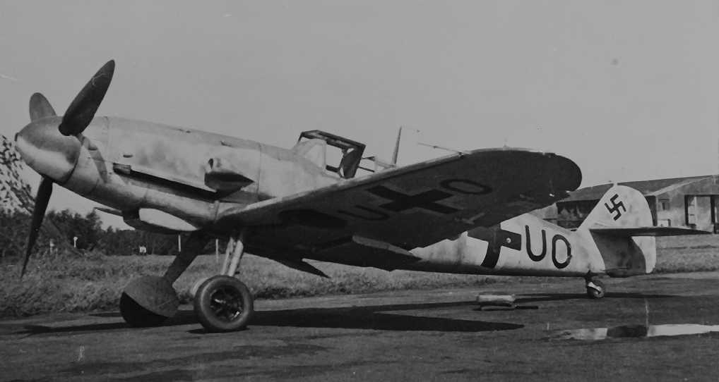Messerschmitt Bf.109 G-1 2/JG1