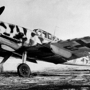 Messerschmitt Bf.109 G-2/R6 W.Nr 14810 Rudolf «Rudi» Müller 6/JG5