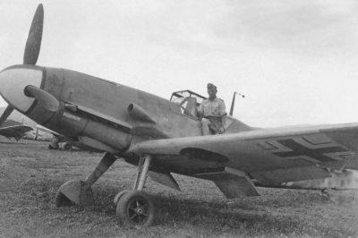 Messerschmitt Bf.109F-2