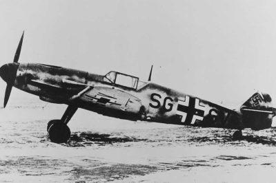 Messerschmitt Bf.109 F-1