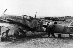 Messerschmitt Bf.109 G-2 2./JG53