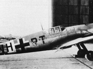Messerschmitt Bf.109 G-4