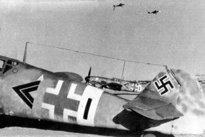 Messerschmitt Bf.109 G-4 III/JG3 1943 год