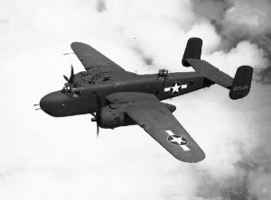 North American B-25G-10 Mitchell