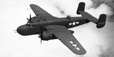 North American B-25G-10 Mitchell
