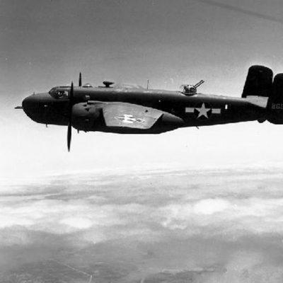North American B-25G-10-NA Mitchell s/n 42-65128