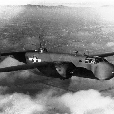 North American B-25G-10-NA Mitchell s/n 42-65199