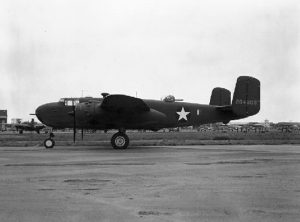 North American B-25G-5 Mitchell