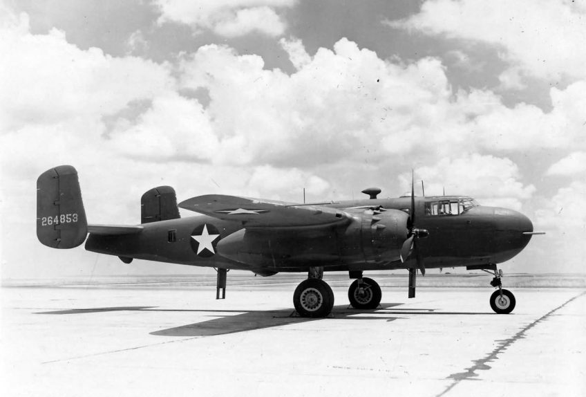 North American B-25G Mitchell