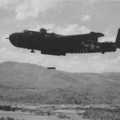 North American B-25H-1-NA Mitchell