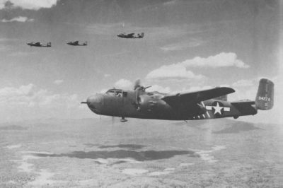 North American B-25H-1-NA Mitchell s/n 43-4278 1st Air Commando Group