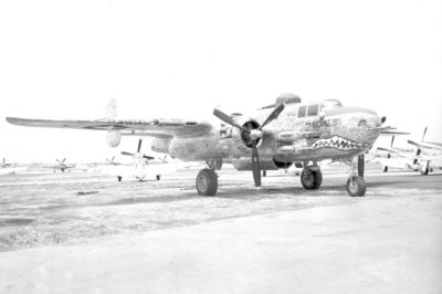 North American B-25H-10 Mitchell