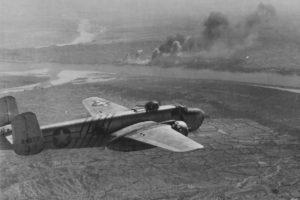 North American B-25H-10-NA s/n 43-4972 Бирма февраль 1945 года