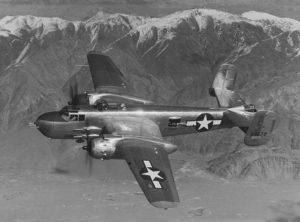 North American B-25H-5 Mitchell