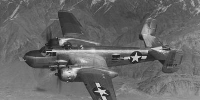 North American B-25H-5 Mitchell