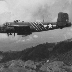 North American B-25H-5-NA Mitchell