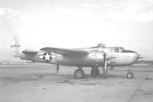 North American B-25H-5-NA Mitchell s/n 43-4448