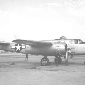 North American B-25H-5-NA Mitchell s/n 43-4448