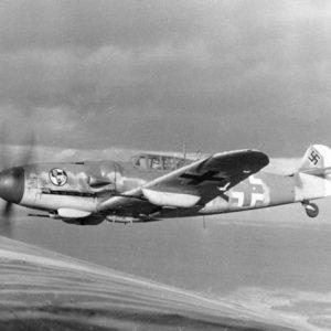 Messerschmitt Bf.109G-6 R3/R6 JG27