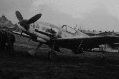 "Messerschmitt Bf.109 K-4 W.Nr 330??? ""ранний"" Bf.109K первых серий"