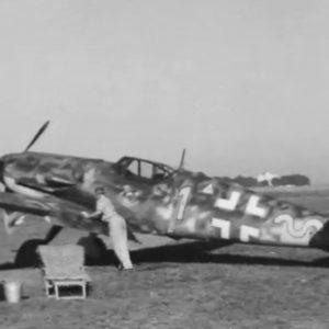 Messerschmitt Bf.109 G-6 запасной, Erich Hartmann 9./JG52