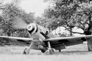 Messerschmitt Bf.109 G-6/R1 ETC-500/IXb, I/JG3 лето 1944 года