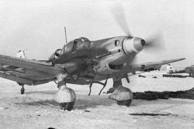 Junkers Ju.87 D-3