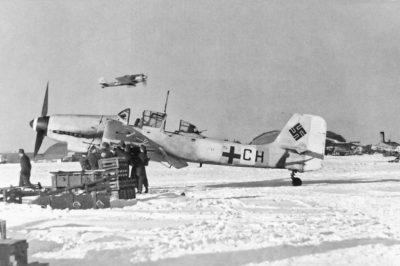 Junkers Ju.87 D-5