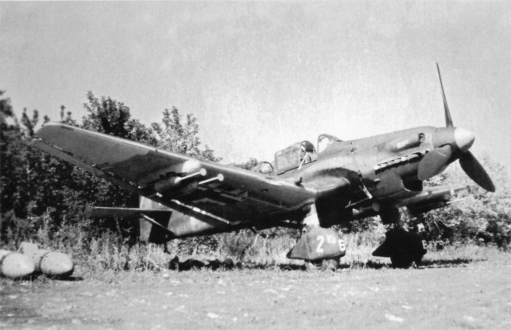 """Junkers Ju.87 D-3 """"Stuka"""""""