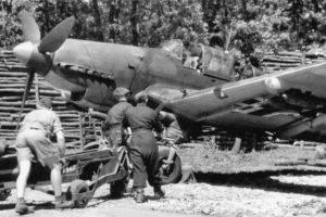 Junkers Ju.87D-3 S7+IN 5./StG3 лето 1943 года