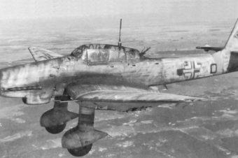 Junkers Ju.87D Stuka