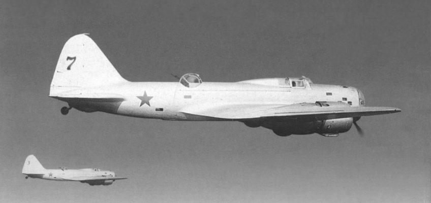 Дальний бомбардировщик ДБ-3