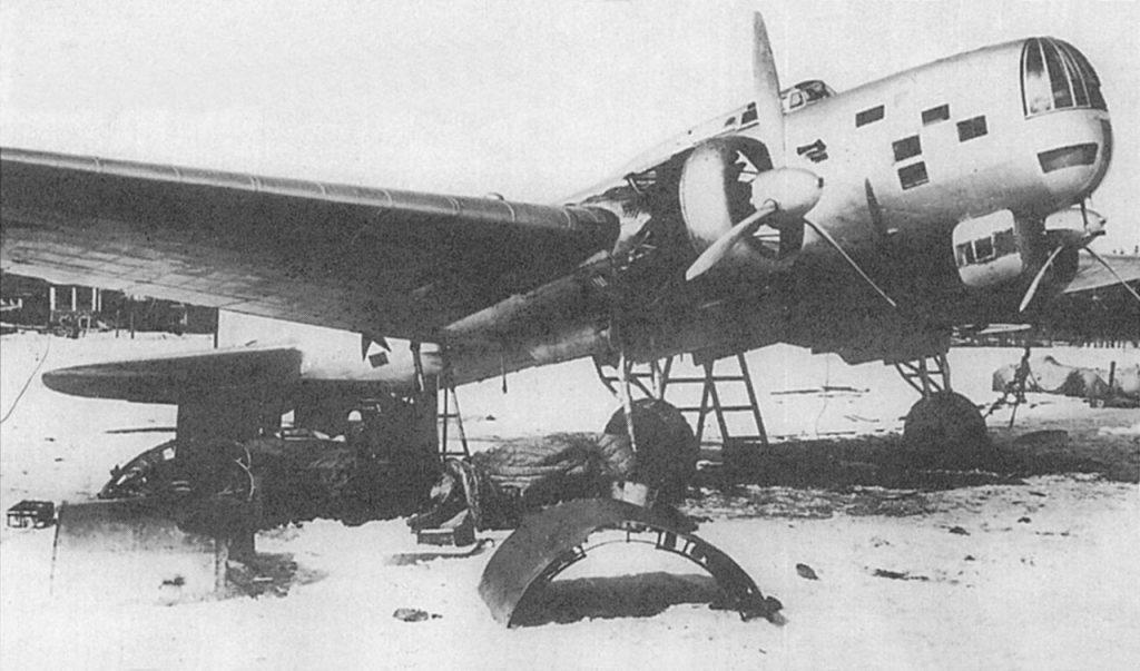 ДБ-3 Советско-финская война