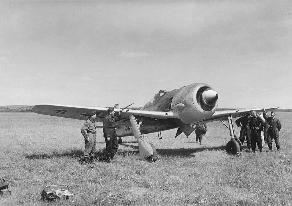 Focke-Wulf Fw.190 A-0 W.Nr 0021 SB+IA