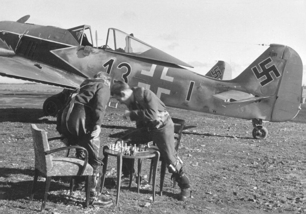 Focke-Wulf Fw.190 A-3 W.Nr 2181 8./JG2