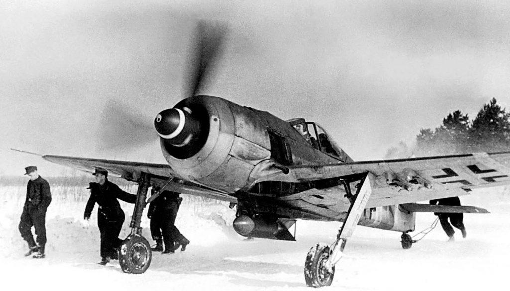 Focke-Wulf Fw.190 F-8